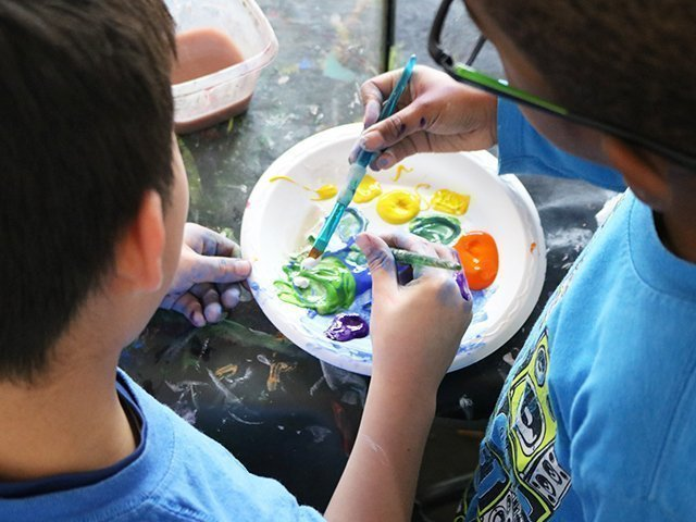Kids' March Break Art Camp 2019