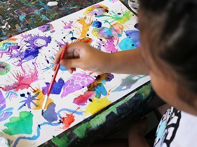 Kids' Summer Art Camp Week 2