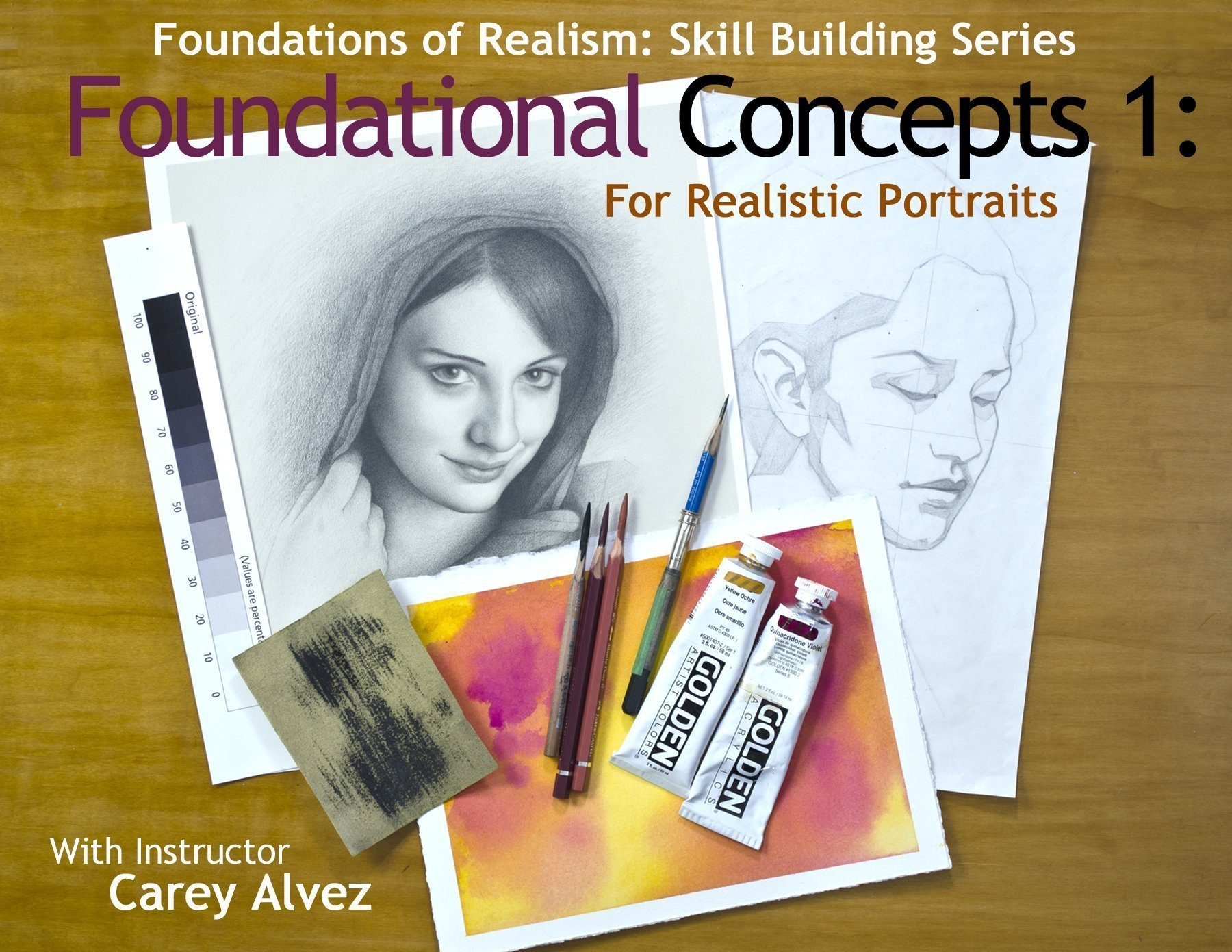 Foundational Concepts for Realistic Portraits