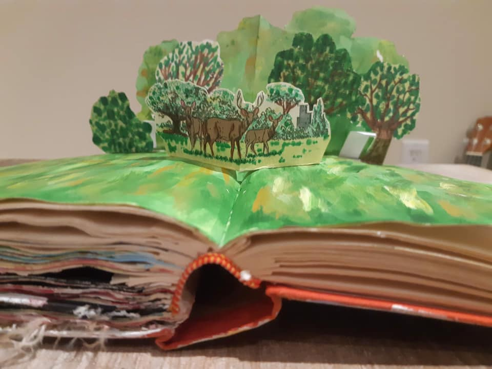 Altered Book - AT VAM