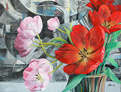 Colour & Shape in Painted Compositions  - AT VAM