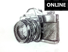 Discover Drawing - HYBRID - ONLINE