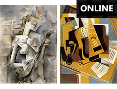 Unpacking the Masters: Learning from Cubism - ONLINE