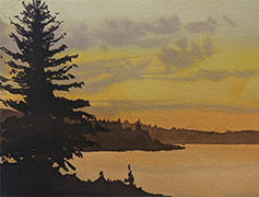 Watercolour From The Beginning - HYBRID - AT VAM